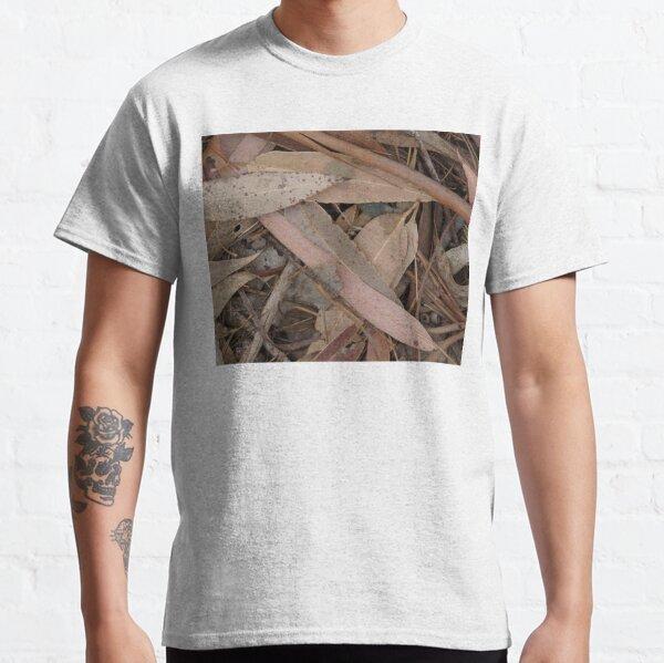 Gum Leaf - Magpie Springs - Adelaide Hills Wine Region - Fleurieu Peninsula - South Australia Classic T-Shirt