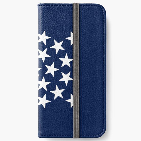 23-Star American Flag, Maine, Evry Heart Beats True iPhone Wallet