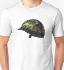 Full Metal Jacket logo Unisex T-Shirt