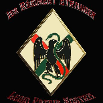 French Foreign Legion 1st Regiment by ZeroAlphaActual
