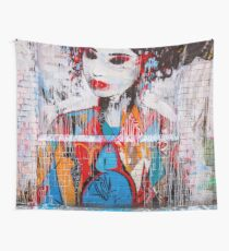 Melbourne Geisha Wall Tapestry