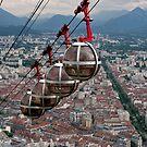 """Les Bulles"" Grenoble , France by AniaR"