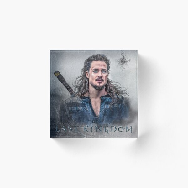 The Last Kingdom- Alexander Dreymon Acrylic Block