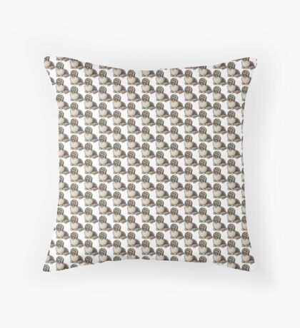 Havanese Dog Floor Pillow