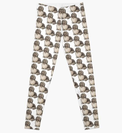 Havanese Dog Leggings