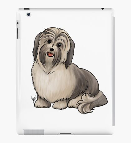 Havanese Dog iPad Case/Skin