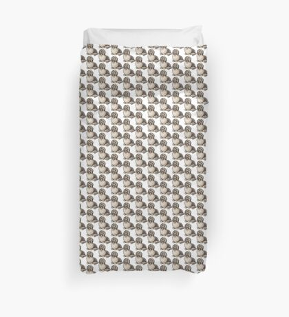 Havanese Dog Duvet Cover