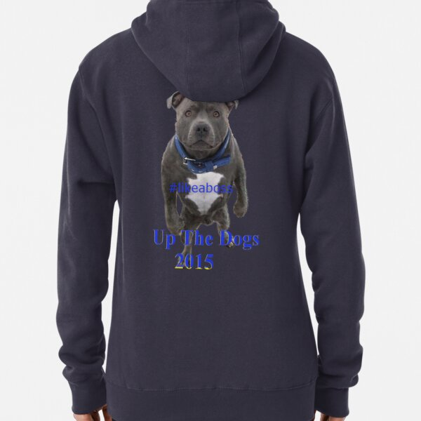 Up the dogs! Pullover Hoodie