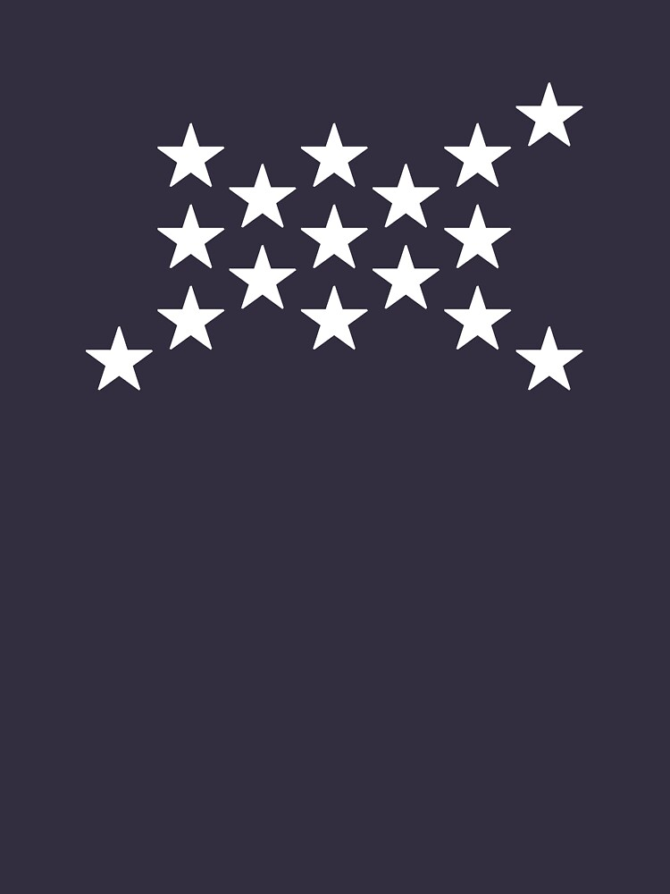 16-Star American Flag, Tennessee, Evry Heart Beats True by EvryHeart