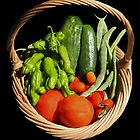 Harvest From My Garden by Heather Friedman