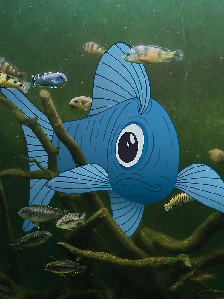Fishtank by bekome