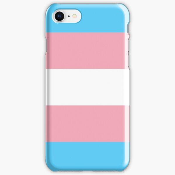 Transgender Pride Flag iPhone Snap Case