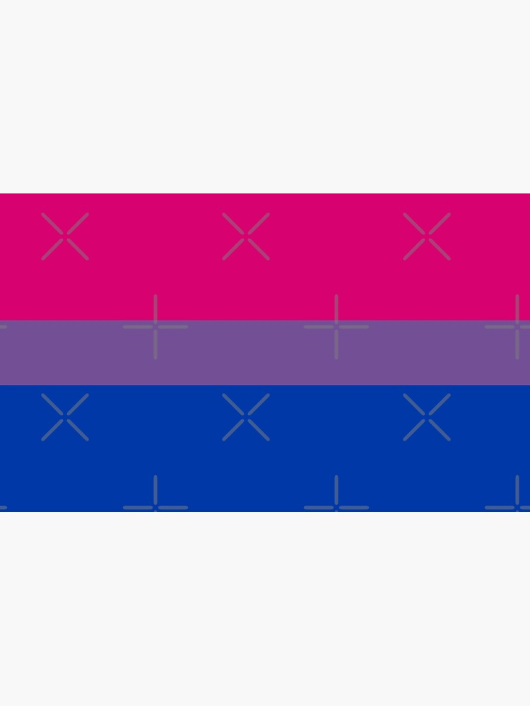 Bisexual Pride Flag by ThatGirlTheyKno