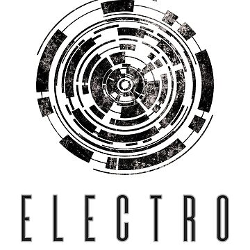 Electro Dancefloor Club T-Shirt I Music Fans Urban Style by RecycleBros