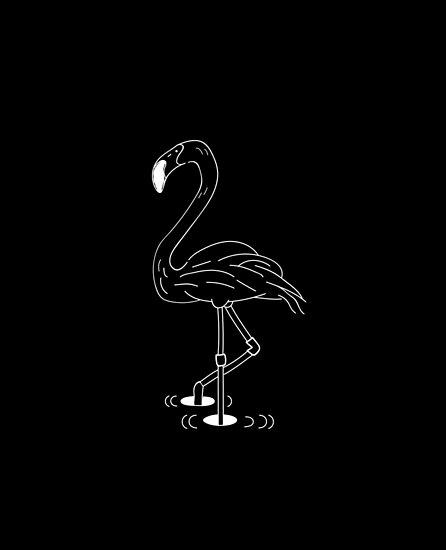 Flamingo by Strange City