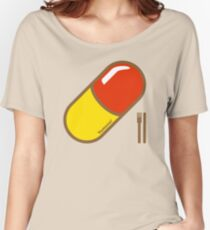Rhubarb & Custard  Women's Relaxed Fit T-Shirt
