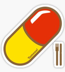 Rhubarb & Custard  Sticker