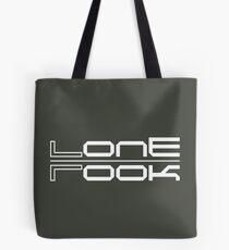Lone-Rook Logo Tote Bag