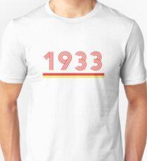 1933 Unisex T-Shirt