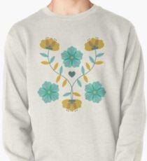 flowers everywhere/2 Pullover