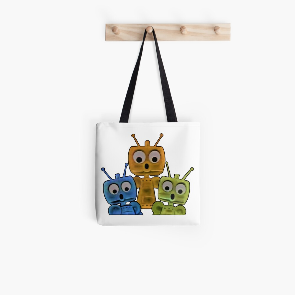 The Future Is All Robots ! Tote Bag