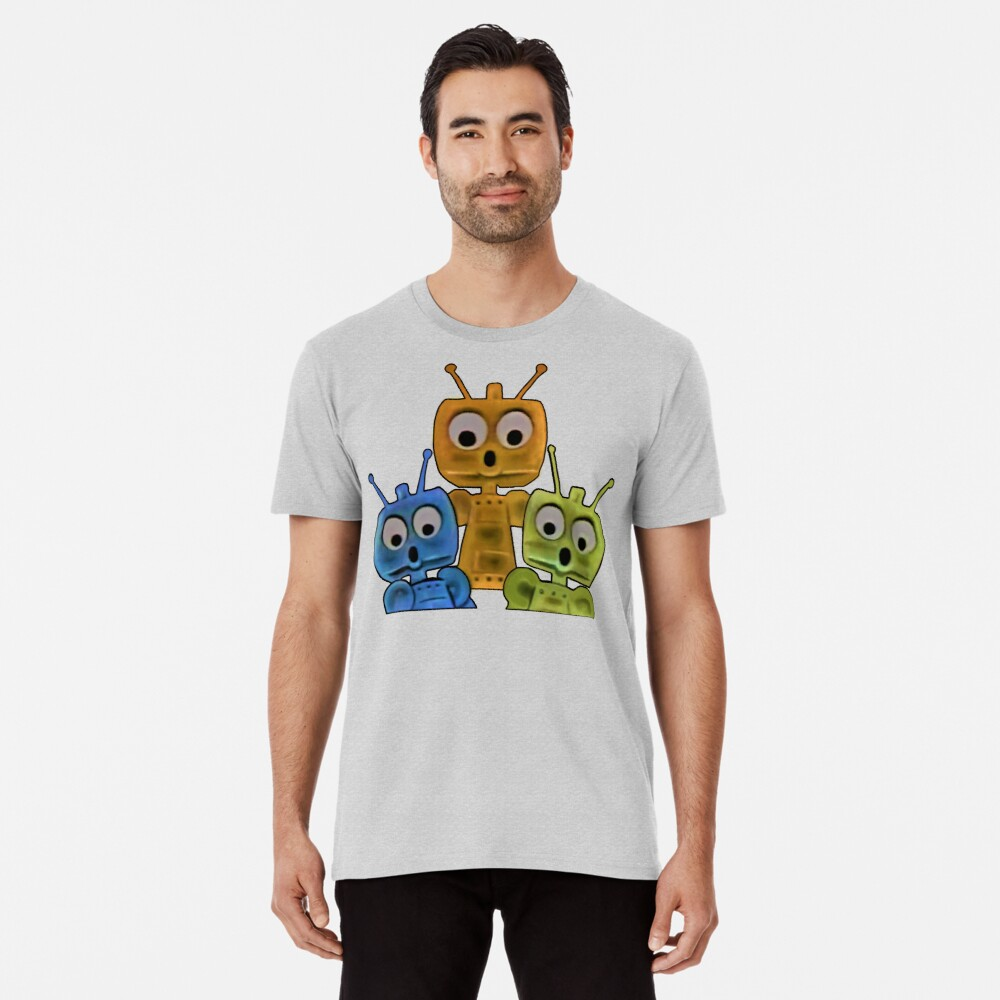 The Future Is All Robots ! Premium T-Shirt