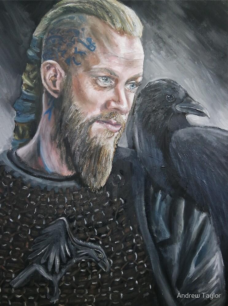 Ragnar Lothbrok by Andrew Taylor
