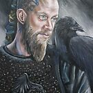 Ragnar Lothbrok by Andrew Taylor