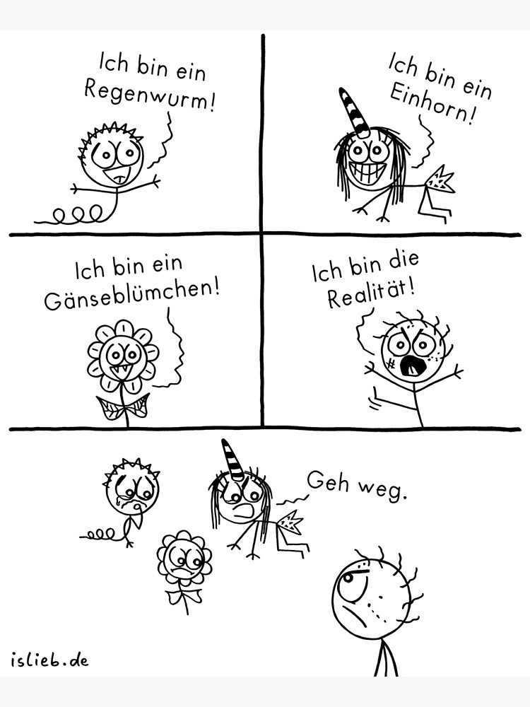 Spassbremse islieb-Comic von islieb