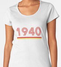 1940 Women's Premium T-Shirt