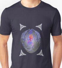 Celtic Knots & Dragon Unisex T-Shirt