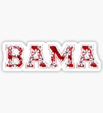 BAMA | Floral 1 Sticker