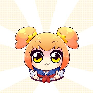Popuko by darkmagicswh