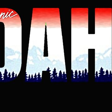 Idaho License Plate by VsTheInternet