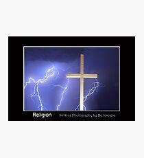 Religion Photographic Print