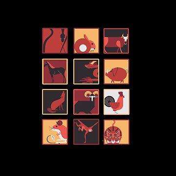 Zodiac by Lunamis