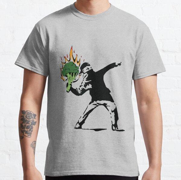 Veganer Banksy Classic T-Shirt