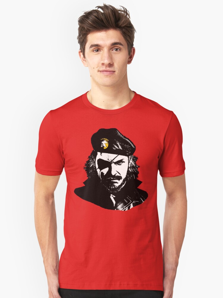 """Big Boss Che Guevara "" T Shirts & Hoo s by"