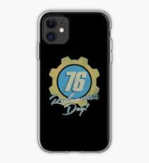 Celebrate Reclamation Day! - Fallout 76  iPhone Case
