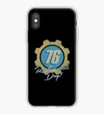 Feiern Sie den Rückgewinnungstag! - Fallout 76 iPhone-Hülle & Cover