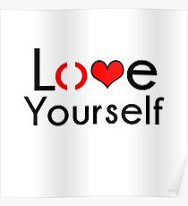 Love Youself Poster