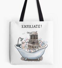 Exfoliate Tote Bag