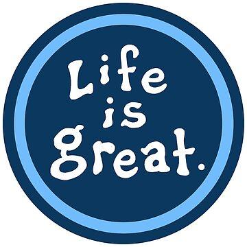 la vida es genial más que buena de swerth1217