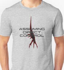 Mass Effect - Assuming Direct Control Unisex T-Shirt