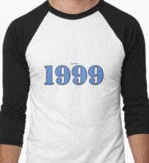 1999 - St - Blue Men's Baseball ¾ T-Shirt