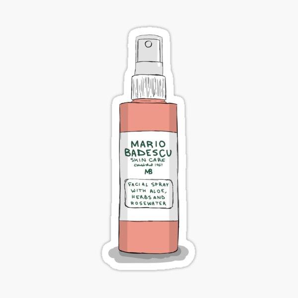 Mario Badescu Rose Spray Sticker
