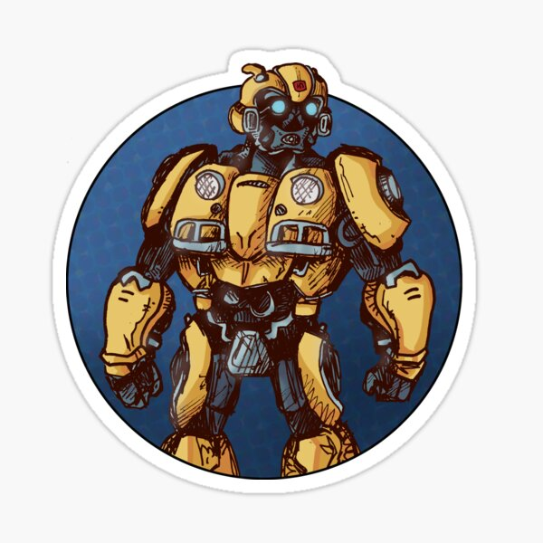 Bumblebee (Movie) Sticker