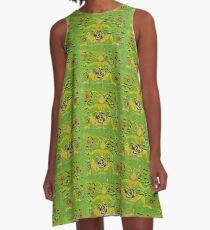 Radwoman ~ Earth Mother A-Line Dress