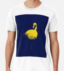 Flamingo Dreams Premium T-Shirt