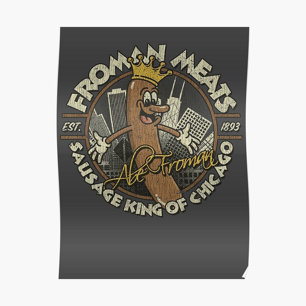 Froman Fleisch Poster